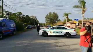 Large deputy presence in Lehigh Acres neighborhood - Video