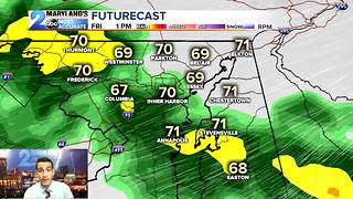 Storminess For The Weekend - Video