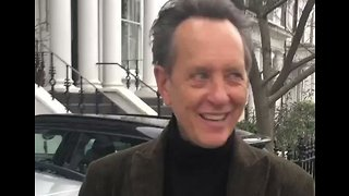 Richard Grant 'Absolutely Overwhelmed' at Oscar Nomination - Video