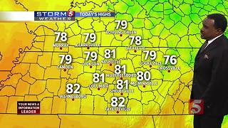 Lelan's Morning Forecast: Wednesday, June 7, 2017