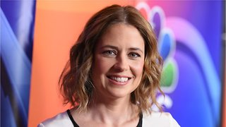 Jenna Fischer Gets Surprise From Office Co-Star For Her Birthday
