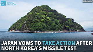 Japan Vows To Take Action After North Korea's Missile Test