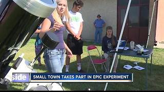Small Idaho town taking part in a really big experiment - Video