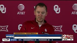 Oklahoma Football makes habit of giving away double digit leads - Video