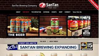 Local brewery announces expansion - Video