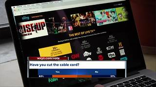 The cost of cutting the cable cord - Video