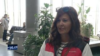 Local nurse gears up for aid mission - Video