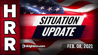 Mike Adams Situation Update 2 8 2021 ★ SOLUTIONS For Human Freedom
