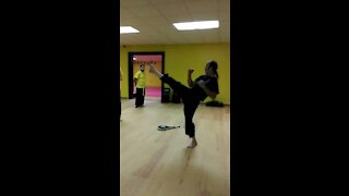 Front Snap & Front Thrust Kick