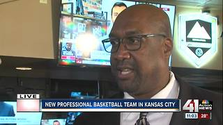 KC Buzz: New professional basketball team in KC - Video