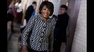 Maxine Waters Says Her Sister Is Dying Of Coronavirus