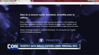 Ticketfly data breach - Video