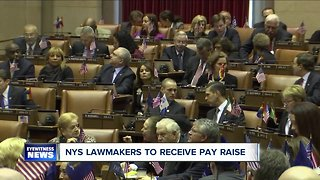 State lawmakers one step closer to becoming highest paid legislators in country