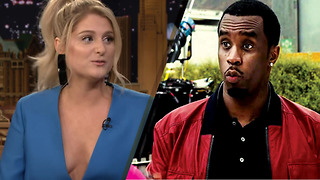 Meghan Trainor Reveals How 'The Four' Co Star Diddy Made Her CRY