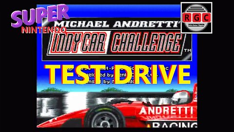 Michael Andretti's Indy Car Challenge - Test Drive