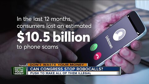 Can Congress make robocalls illegal?