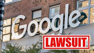Rumble Sues Google!