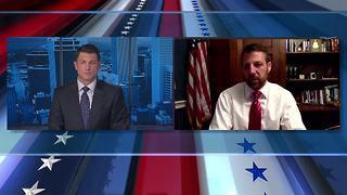 Rep Markwayne Mullin reacts to President Trump's comments on opioid epidemic - Video