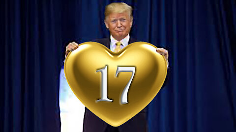 President Trump and 17