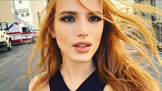 Bella Thorne Shares DISTURBING Dream On Twitter! - Video