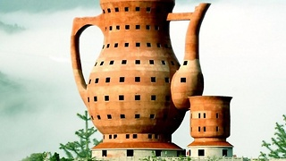 11 WORLDS MOST BIZARRE BUILDINGS - Video