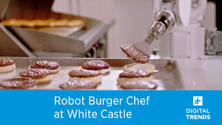 A robot may be flipping your next burger at White Castle!