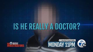 Monday at 11: Fake Doctor - Video