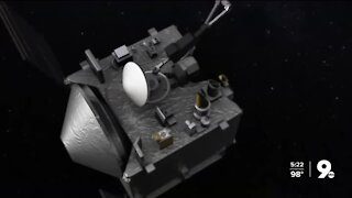 UArizona space probe a month away from asteroid touchdown