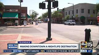 Bringing a new buzz to downtown Glendale - Video