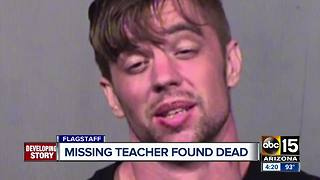 Community mourning Glendale teacher found dead Friday - Video