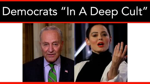 Tone Deaf Schumer Chewed Out By Rose McGowan