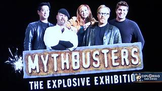 Separate fact from fiction at Fleet Science Center's MythBusters exhibit
