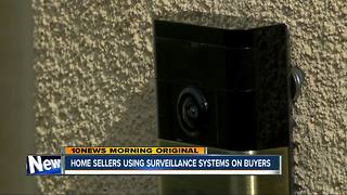 Home surveillance systems can hit homebuyers - Video