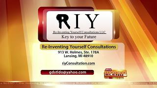 Re-Inventing Yourself Consultations LLC- 8/1/17 - Video