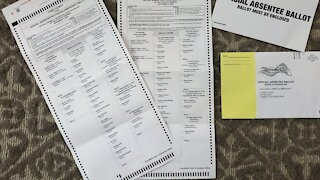Alaska Voters Don't Need A Witness Signature On Absentee Ballots
