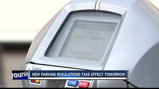 New downtown Boise parking regulations go into effect February 1st - Video