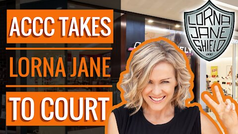 🛍 ACCC Takes Lorna Jane To Court - Consumer Protection