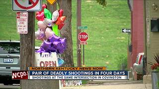 After second deadly shooting, Covington calls for witnesses to come forward - Video