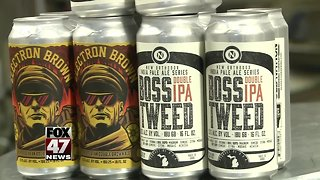 Williamston Brewery company affected by government shutdown