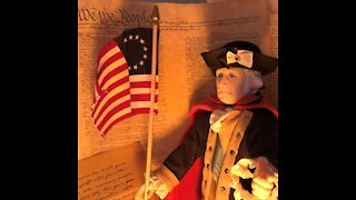 1776 George Washington and The Declaration of Independence