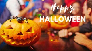 Happy Halloween - Greeting 1 - Video