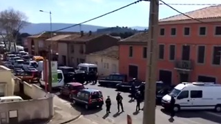 Hostage situation in France being called terrorist attack - Video