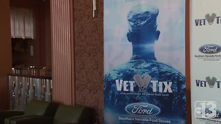 Local veterans and military members honored with special night at Smith Center - Video