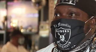 Raider Nation cast of characters making mark on Vegas