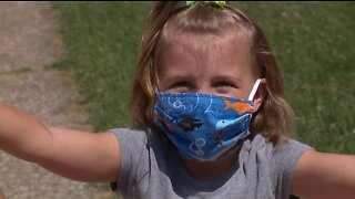 Cleveland Clinic Children's pediatrician recommends wearing mask with children before school