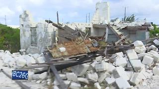 Wisconsin natives help with hurricane recovery efforts in Caribbean - Video