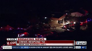 House fire in Henderson | Breaking news