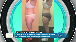 20% Off, Guaranteed Fat Loss Results! // Absolute Beauty Solutions