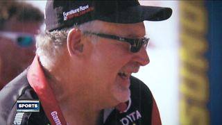 Local racecar driver honored with event