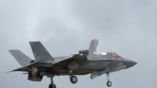 Lockheed Martin F35 Lightning - Video
